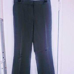 J CREW BLACK PANTS SIZE 6 DRESSY